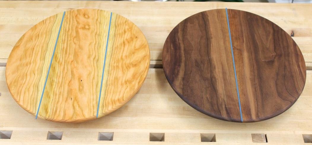 Мебельный щит из дуба, бука, ясеня - пилим в нужный размер