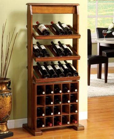 Шкафы для вина из дерева своими руками